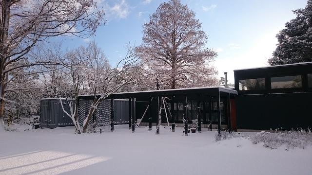 青空と雪とAallaZ